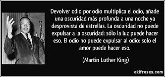 Frases de odio Martin Luther
